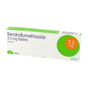 Bendroflumethiazide