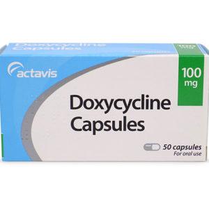 Doxycycline Capsules