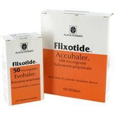 Flixotide Accuhaler/Evohaler