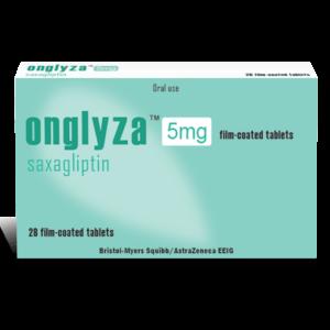 Onglyza (saxagliptin)