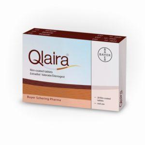 Qlaira (estradiol valerate and dienogest)