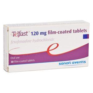 Telfast (fexofenadine)