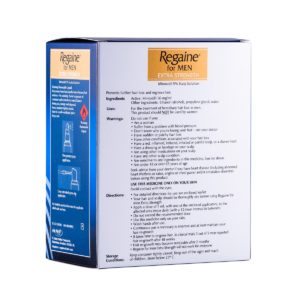 Regaine For Men Extra Strength – 3 Months' Supply